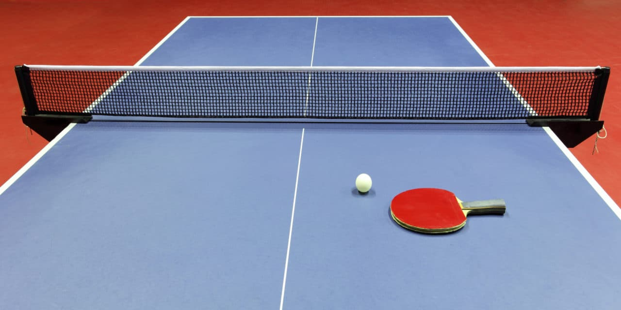 Le Tennis de Table reprend