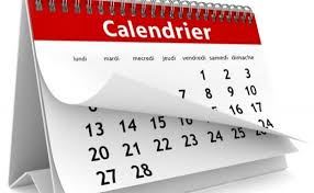 Calendrier CD 74 2020/2021