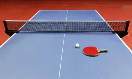 Reprise Tennis de Table